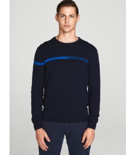 NORTH SAILS JERSEY ROUND NECK