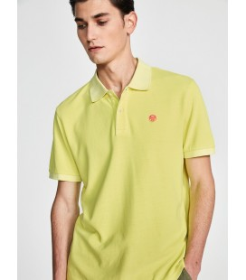 NORTH SAILS POLO FLUOR