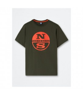 NORTH SAILS CAMISETA LOGO