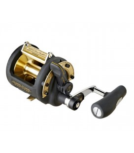 SHIMANO CARRETE TLD II 50 LRSA 2 SPEED